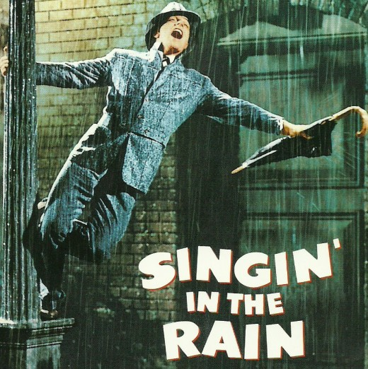 ...and this guy -- Gene Kelly