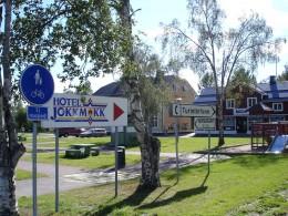 Jokkmokk Town Centre