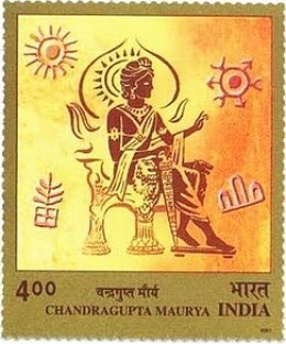 Chandragupt Maurya, Founder of Mauryan Dynasty
