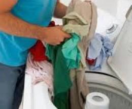 Laundry Load Lightened...