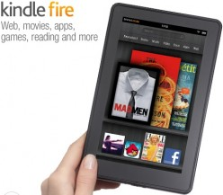 Kindle Fire Tablet - Full Color 7 Inch Multi-Touch with WiFi