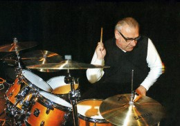 Bill Ward of Black Sabbath
