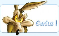 Baby Boomer Chronicles: Wile E. Coyote, Super Genius