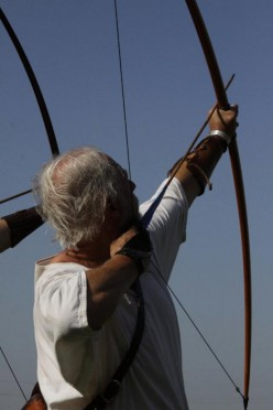 Archery Archive:  Fair Day 2011