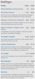 """To get here from the top black margin of most pages, click on the """"explore"""" tab and then """"Forums."""" Or use this link."""