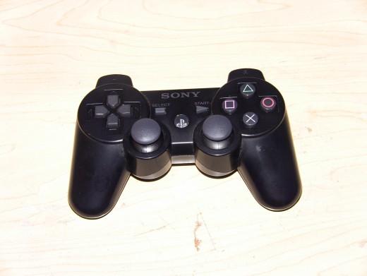 Standard PS3 Controller