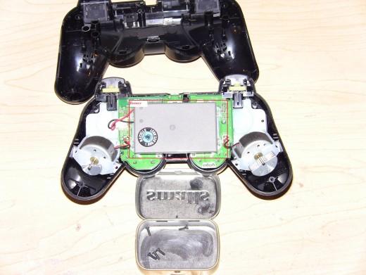 Open controller