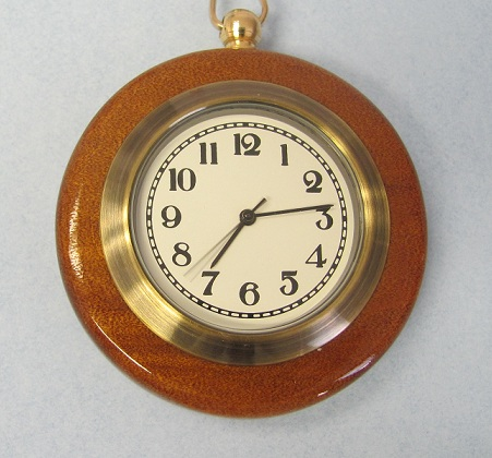 """""""Ancient Time"""" Pocket Watch"""