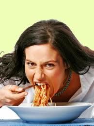 Binge eating is one symptom of bulimia