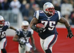 Speaking of Vince Wilfork...