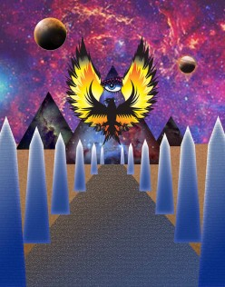 My interpretation of the Stairway 2 Heaven by a book of the same name by Zecharia Zitchin