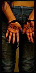 I surrender from *Shyla* Source: flickr.com