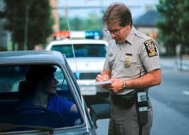 """License & Registration, please."""