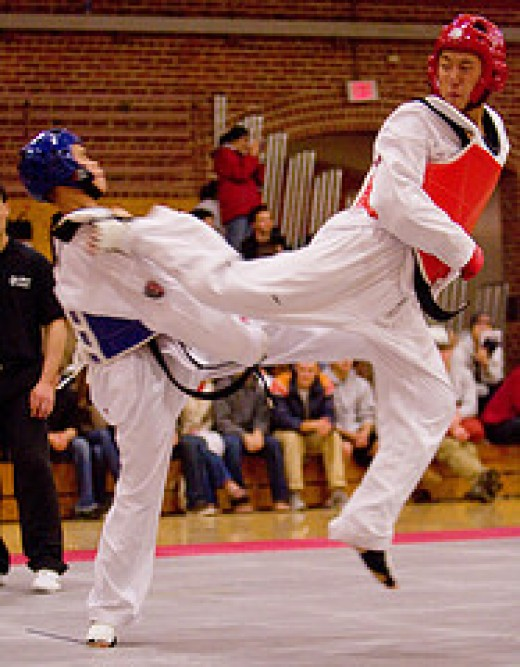Taekwondo - Modern Sparring Sport