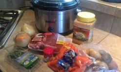 Slow Cooker Recipes: Crock Pot Rosemary Roast