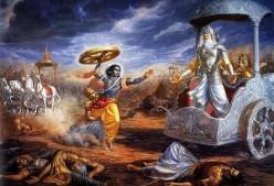 The Deadly Weaponry of the Mahabharata
