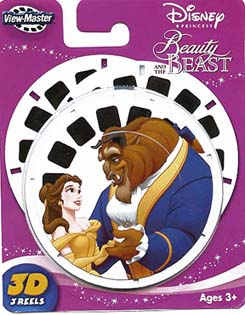 This used to be the only way to see Belle and Beast in stereoscopic 3D.
