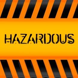 Hazardous Icon