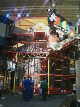 Space Center Play Area