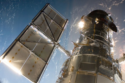 Hubble Space Telescope  by NASA Goddard Photo and Video