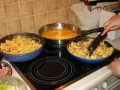 Scrambled Eggs and Patakenyac