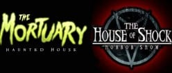 Haunted House Attractions in New Orleans. The House of Shock & The Mortuary