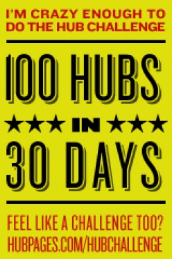 The 100 Hubs Challenge in 30 Days