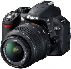 Nikon D3100 Digital SLR (DSLR) Camera Review