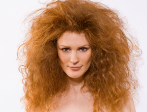 Fix your frizzy hair.