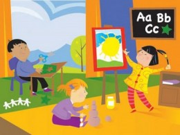 Kindergarten is a big first step for children as well as parents.