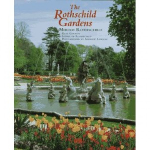The Rothschild Gardens book cover. Believed to constitute 'fair use' to illustrate this article.