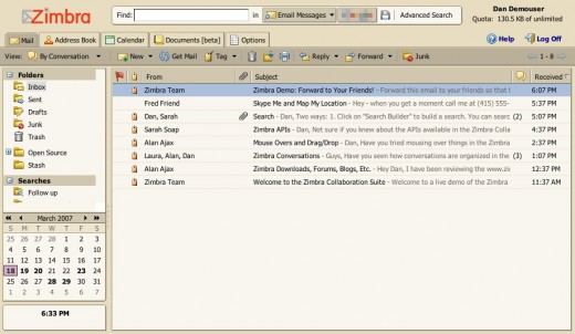 Email Managemenr
