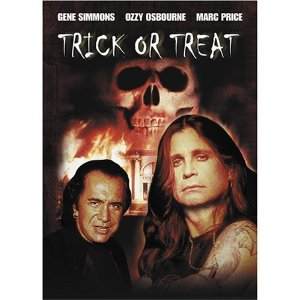 The misleading cover of the Platinum Disc DVD (2003) puts Gene Simmons and Ozzy Osbourne front and center with their names above the title, even though they're both in the movie for about two minutes total.