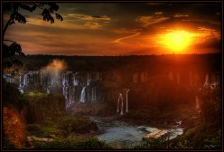 Iguazu Falls: UNESCO World Heritage Site