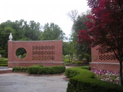 Photo 2 - This is from a part of a boxwood garden.They incorporate some neat designs.