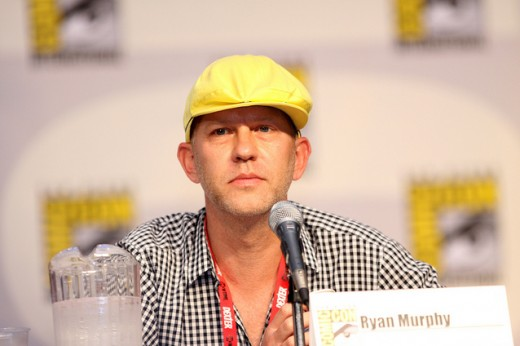 Ryan Murphy, co-creator of American Horror Story.