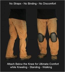 Innovative Safety Protective Equipment for Your Knees