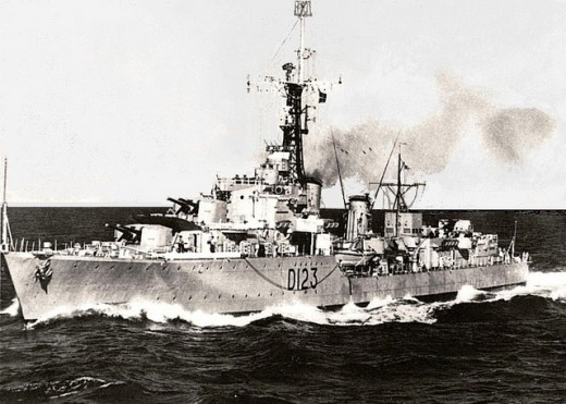 "The ""Munga"" could top 36 knots at full speed and generally ran rings around even later vessels such as the V class destroyers.  Even todays vessels don't have her speed."