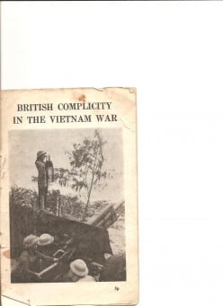 The Vietnam War-British Complicity