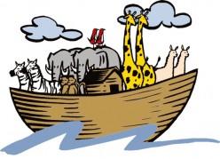 Noah's Ark, The Bible Story