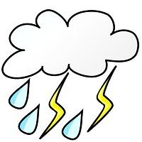 40 Days and 40 Nights of Rain