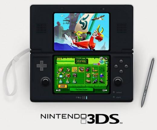 Top Ten Nintendo 3DS Games