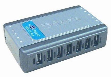 D-Link 7 port USB hub
