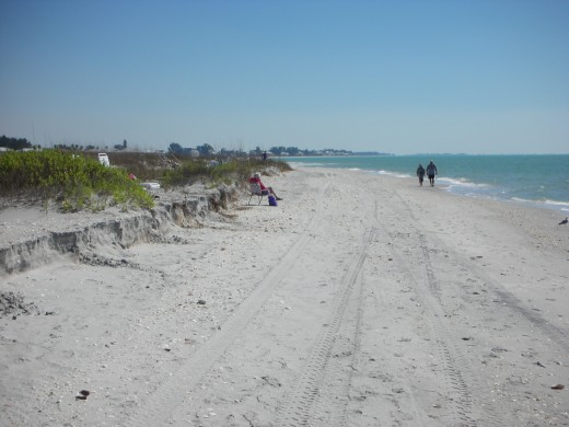Don Pedro Island Beach