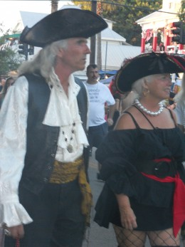 English Pirates