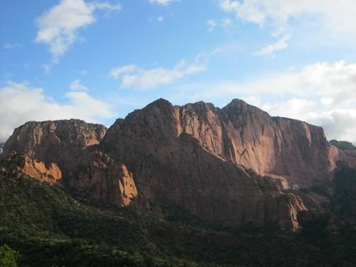 Kolob Canyons, UT