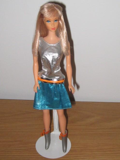 Barbie in Zokko