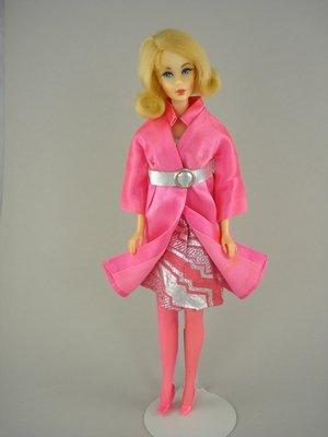 Barbie in Silver 'n Satin
