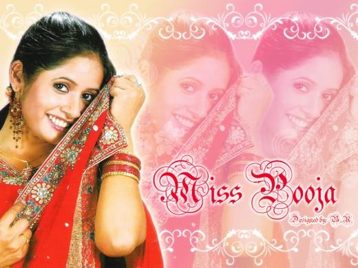 Miss Pooja Wallpaper Miss