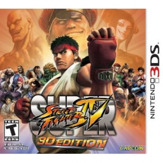 Street Fighter IV 3D Edition